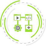 Application Lifecycle Management Icon