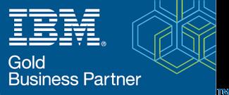 IBM Gold Business Partner Logo